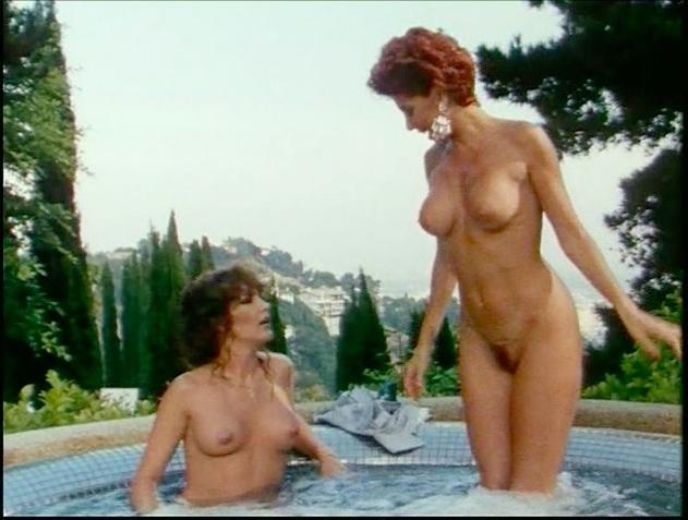 Nude brunette glasses movies