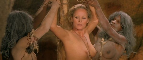 Ursula andress the mountain of the cannibal god 2